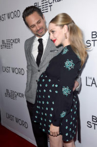 Amanda Seyfried embarazo