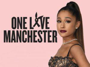 Ariana grande una vida manchester