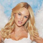 Candice Swanepoel sin maquillaje