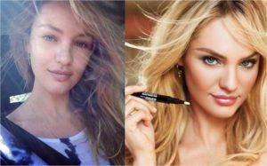 Candice Swanepoel-sin-nada-de-maquillaje