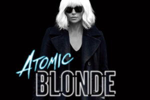 Charlize Theron atomica blonde