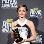 Emma Watson sin maquillaje