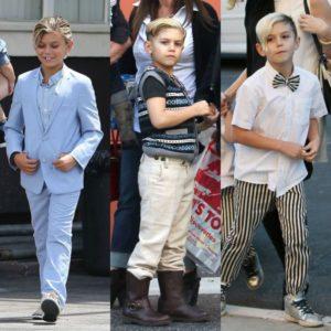 Gwen Stefani hijos