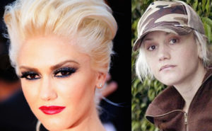Gwen Stefani natural