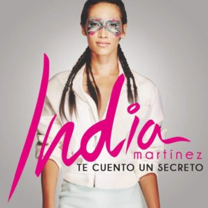 India Martnez secreto