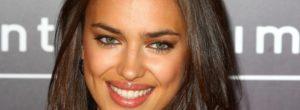 Irina Shayk sin maquillaje
