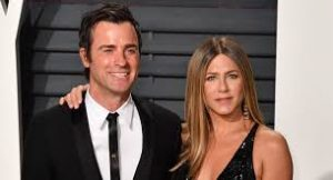 Jennifer Aniston con su novio