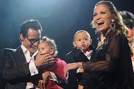 Jennifer Lopez hijos con marc