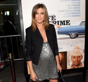 embarazo de jennifer Aniston
