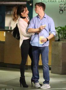 Kate Beckinsale su novio