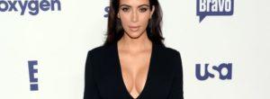 Kim Kardashian sin maquillaje