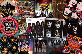 Kiss albumes