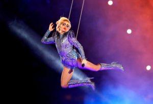 Lady Gaga superl bowl
