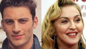 Madonna con Kevin