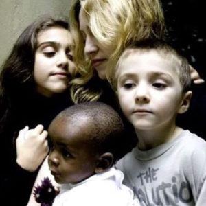 Madonna hijos biologicos