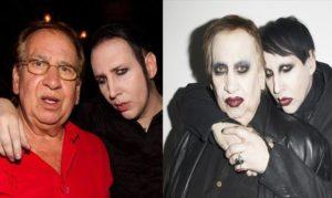 Marilyn Manson y su padre