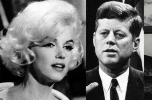 Marilyn Monroe Kennedy
