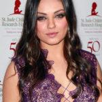 Mila Kunis sin maquilaje