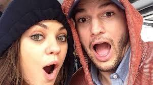 Mila Kunis y Asthon
