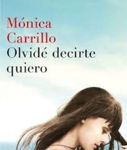 Mónica Carrillo libro