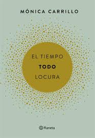 Mónica Carrillo tercer libro