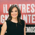 Mónica Carrillo sin maquillaje
