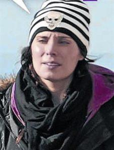 Pilar Rubio natural