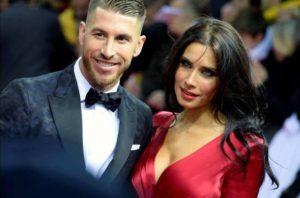 Pilar rubio y Sergio