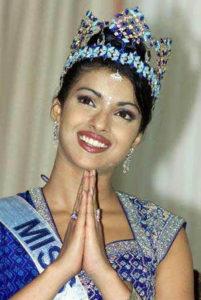 Priyanka Chopra miss mundo