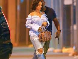 Rihanna engorda