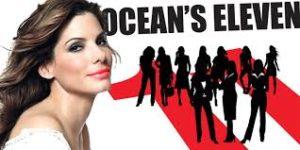Sandra Bullock océano 11