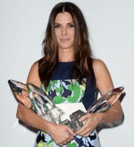Sandra Bullock premios