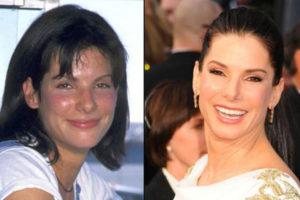 Sandra bullock sin nada de maquillaje