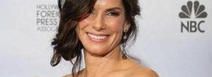 Sandra Bullock sin maquillaje