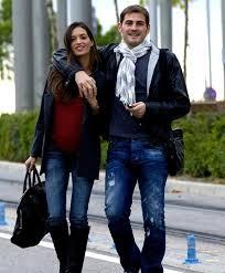 Sara Carbonero con novio