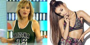 Susanna Griso y Ariana grande