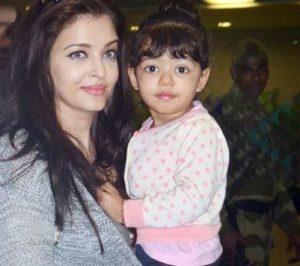 Aishwarya Rai hija