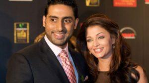 Aishwarya Rai y Abhishek Bachchan