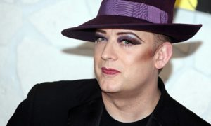 Boy George solista