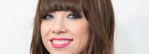 Carly Rae Jepsen sin maquillaje