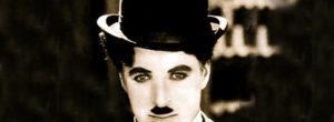 Charles Chaplin sin maquillaje