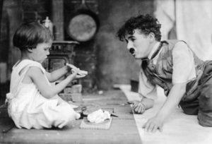 Charles Chaplin hijos