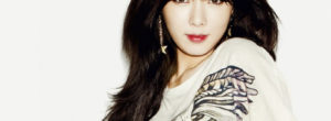 Hyuna sin maquillaje