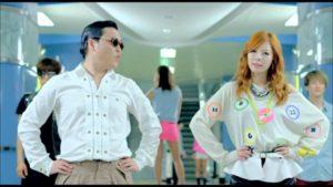 Hyuna gangnan style