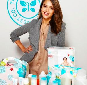 Jessica Alba mujer empresaria