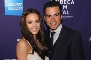Jessica Alba y Cash Warren