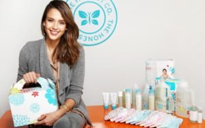 Jessica Alba empresaria