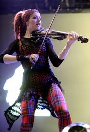 Lindsey Stirling solista