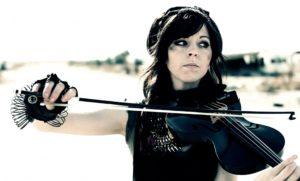 Lindsey Stirling sus canciones