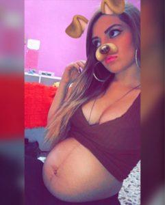 Maria Rispa embarazo